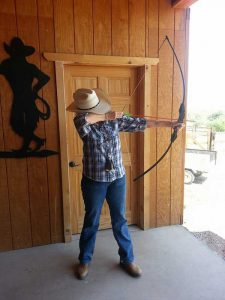 Archery at Tombstone Monument Ranch