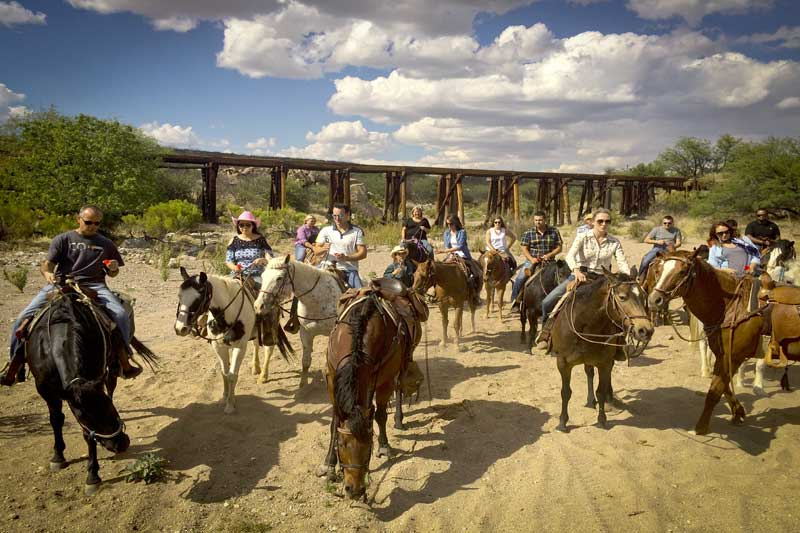 Meetings at Tombstone Monument Ranch
