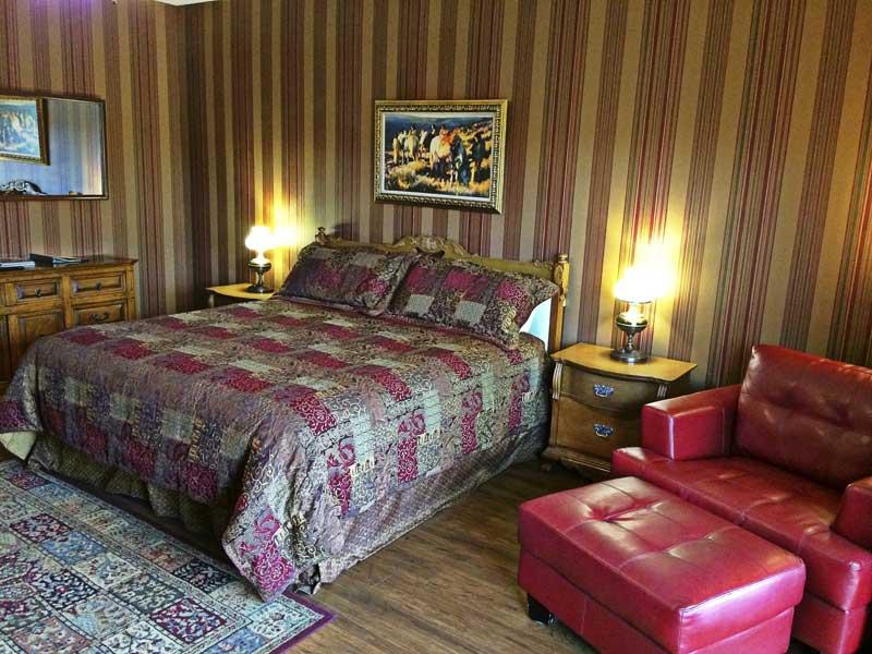 Premium Suite at Tombstone Monument Ranch